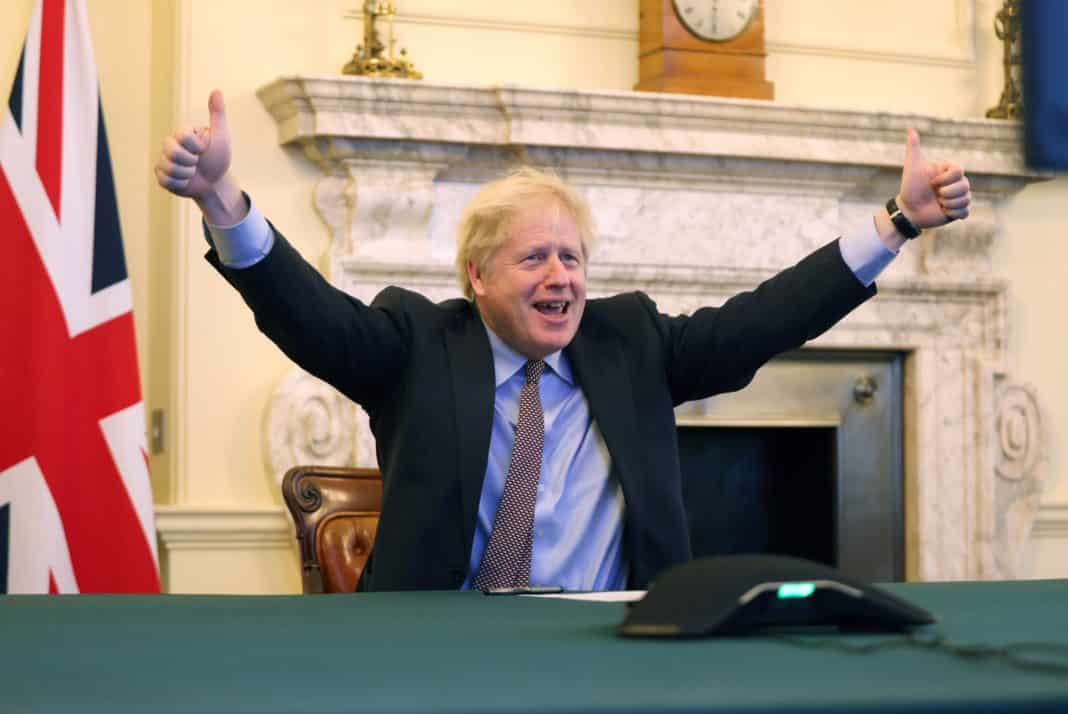Brussels and London finally reach agreement over 'Brexit'