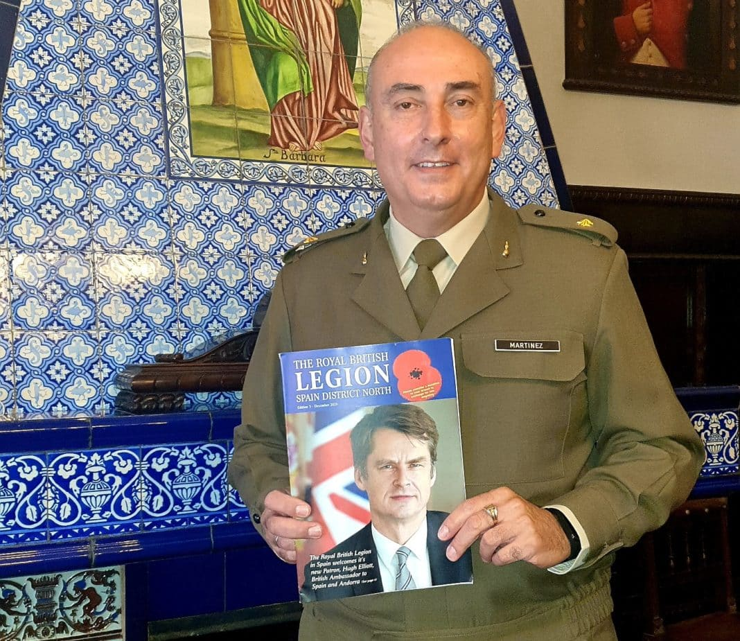 The Comandante, Juan Antonio Martinez Sanchez