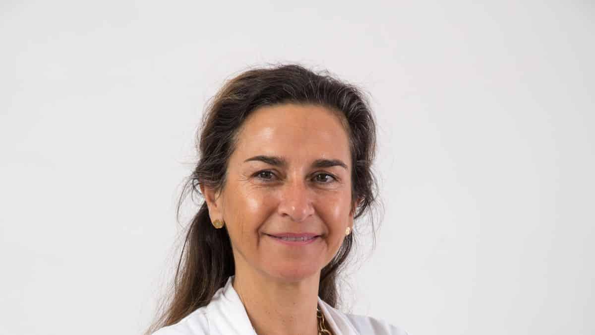Eva Baró, manager of the Torrevieja University Hospital.