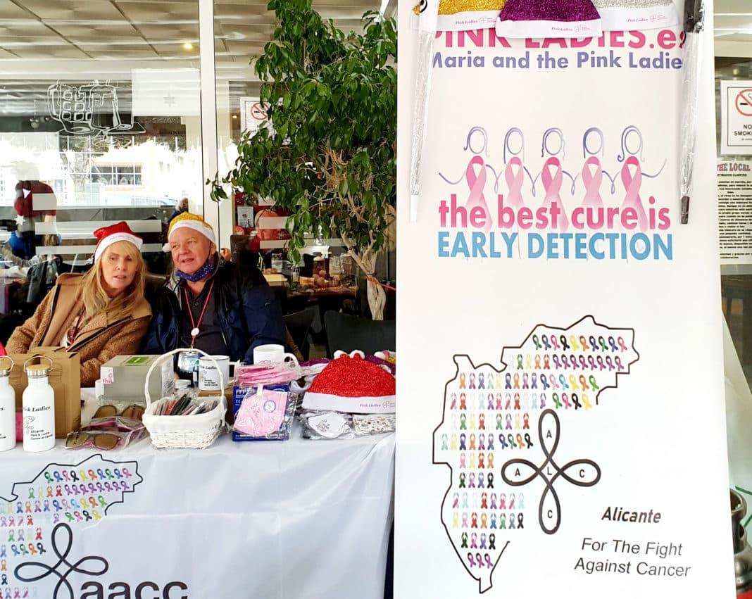 Cancer charity still hard at work