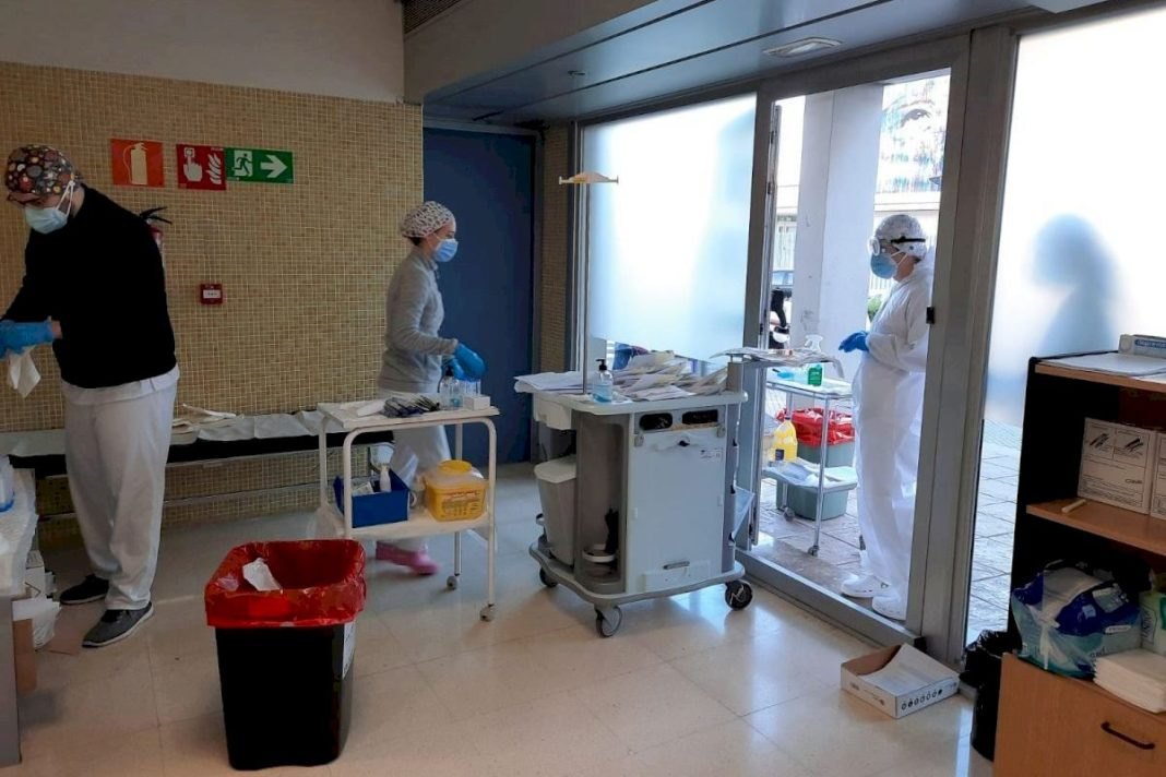 Valencian Community registers record number of deaths from coronavirus