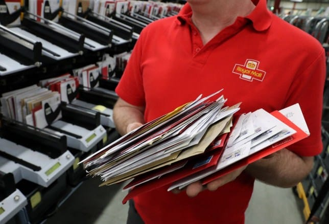 Christmas Gifts and Cards from Spain to UK caught up in delays