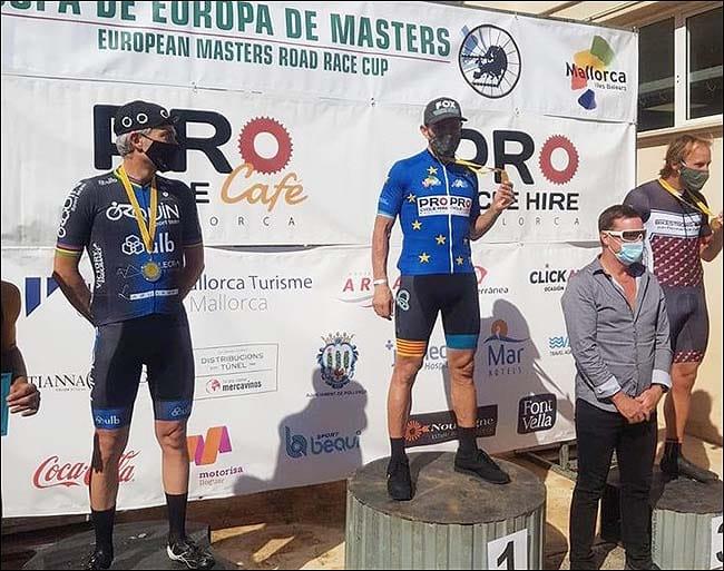 Sanmigueleros cyclist Raul Patino