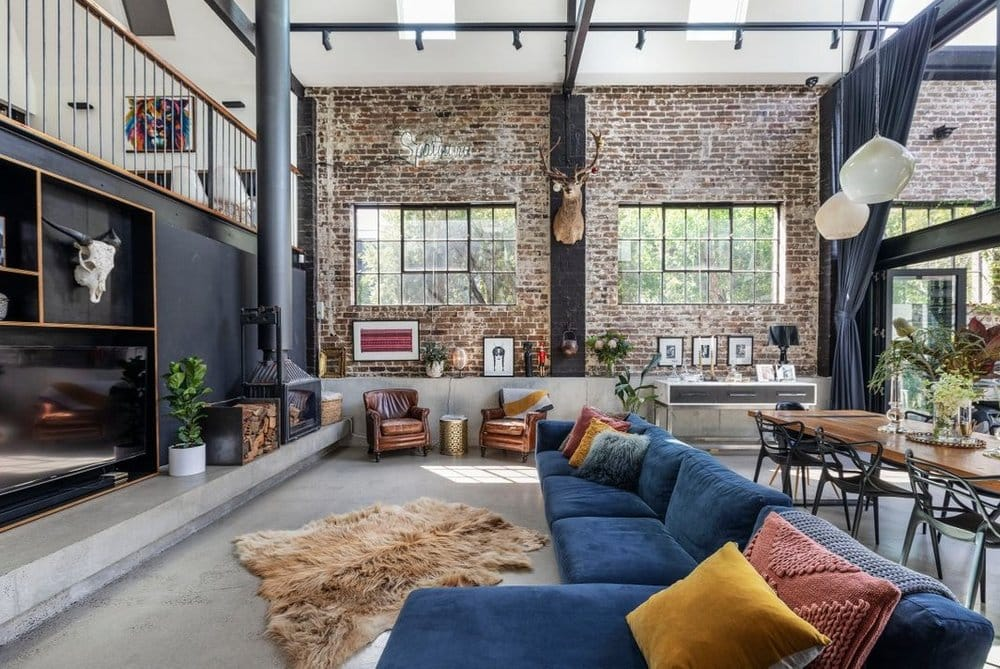 Looking For A Different Style For Your Home? Try Industrial Chic Decor