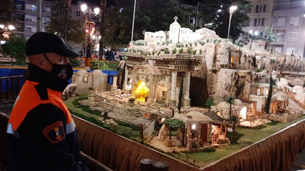 Torrevieja Municipal Nativity Scene opens