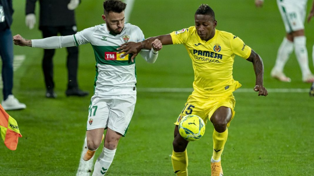 Villarreal draw against a solid Elche side in a game with few goalscoring opportunities