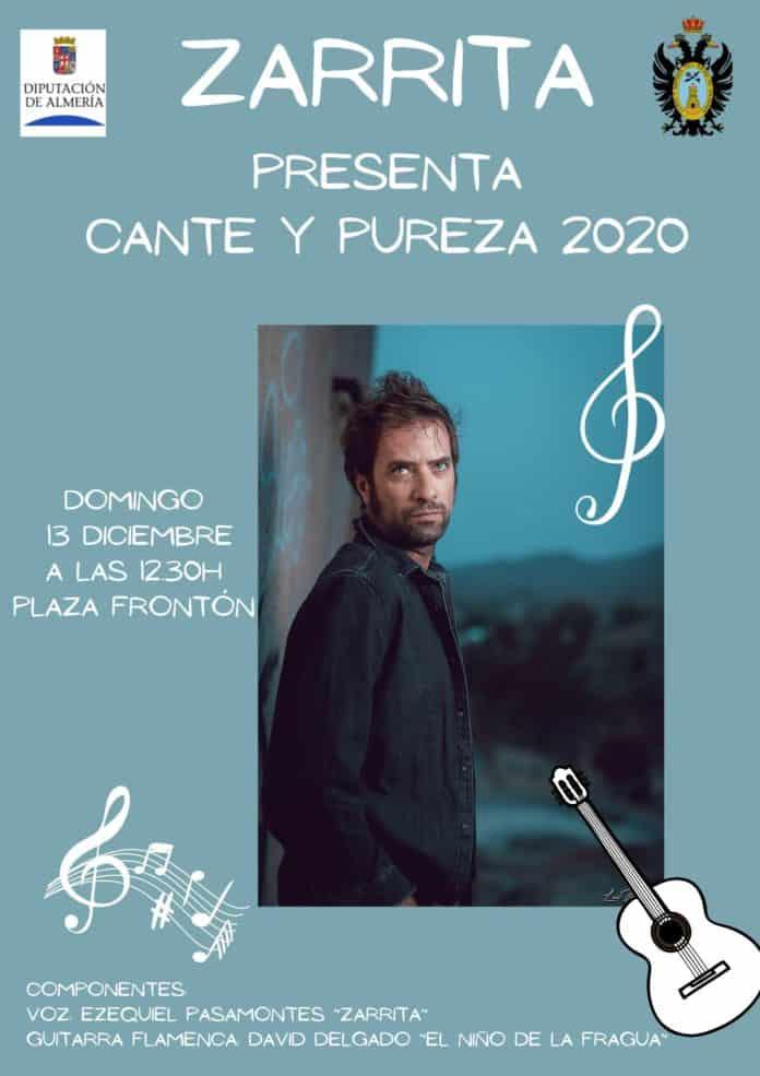 ZARRITA PRESENTA CANTE Y PUREZA 2020