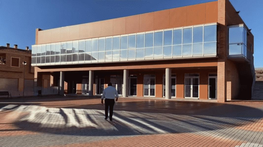 Despite having a population of just 2,000 the Orihuela District of la Aparecida has just built a new civic centre