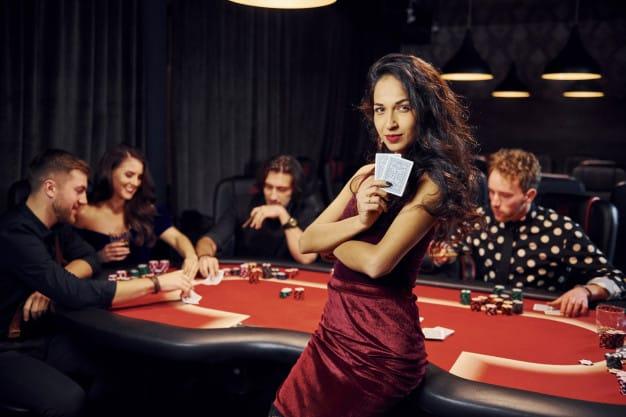 The Successful Women in Gambling Industry