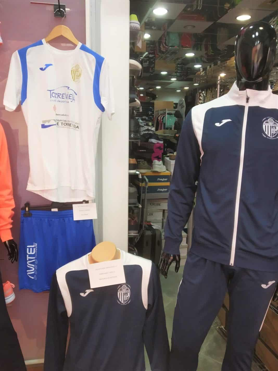 Torrevieja C.F. Shirts now on sale