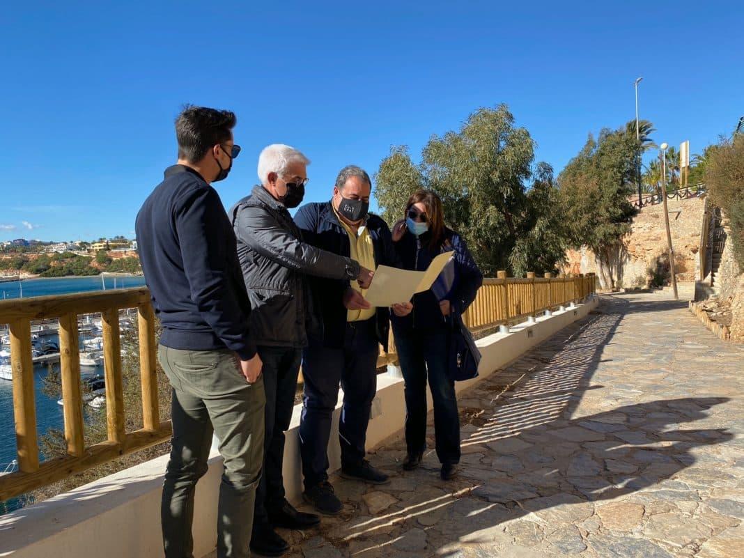 Orihuela joins the Senderos Azules network