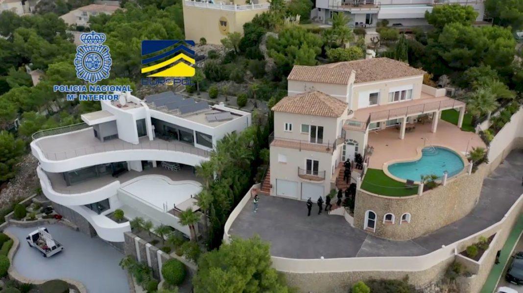 Police make arrests of Russian Mafia across Alicante, Madrid, Tarragona and Ibiza