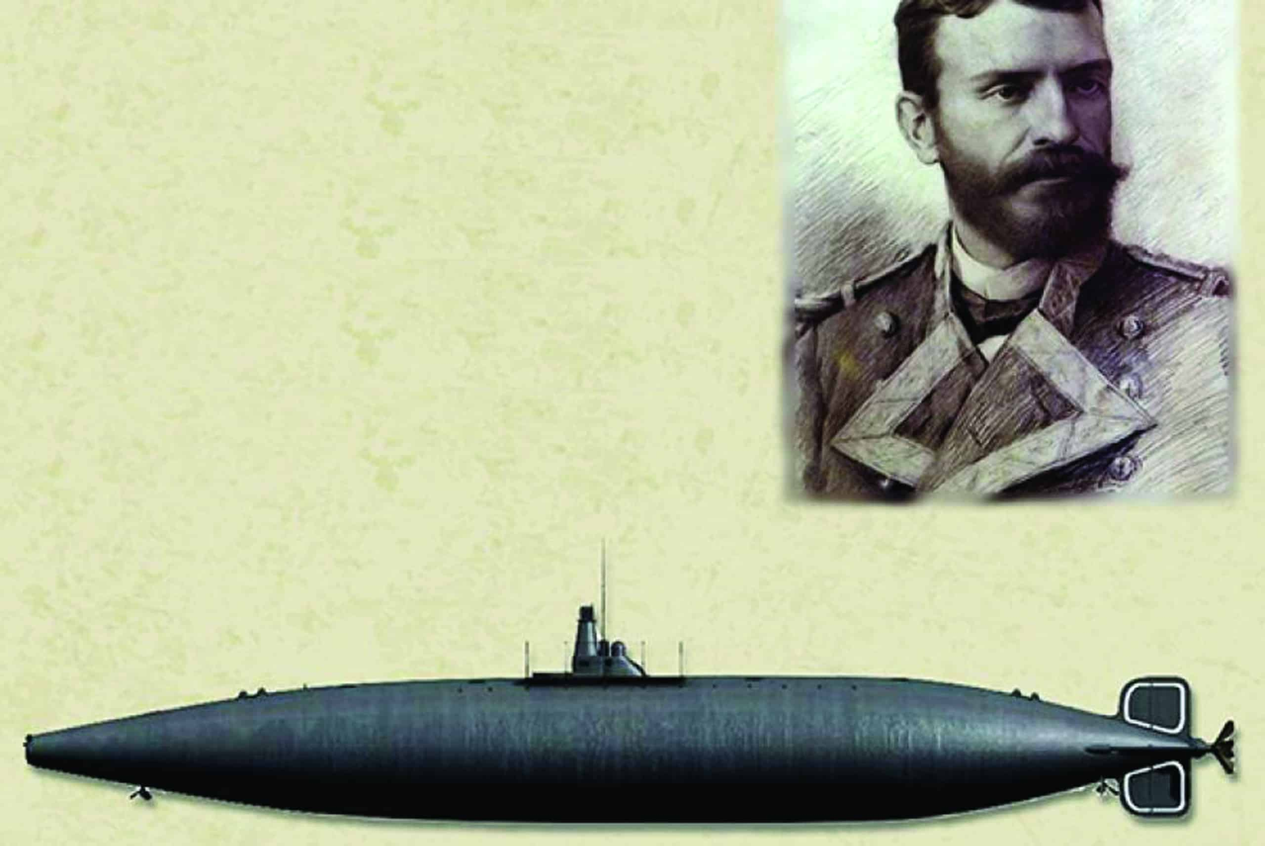 Isaac Peral, the inventor of the submarine, who hails from Cartagena.