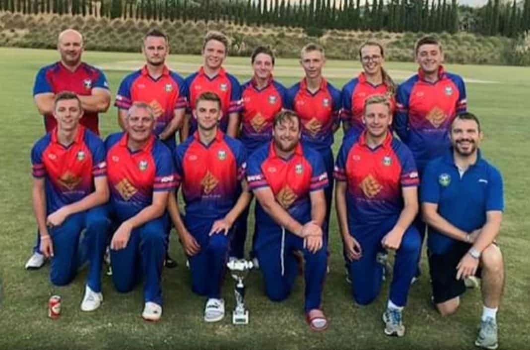 La Manga Torrevieja CC drawn against England Champions in ECL tournament