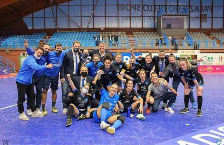 Citta di Falconara Serie A team.