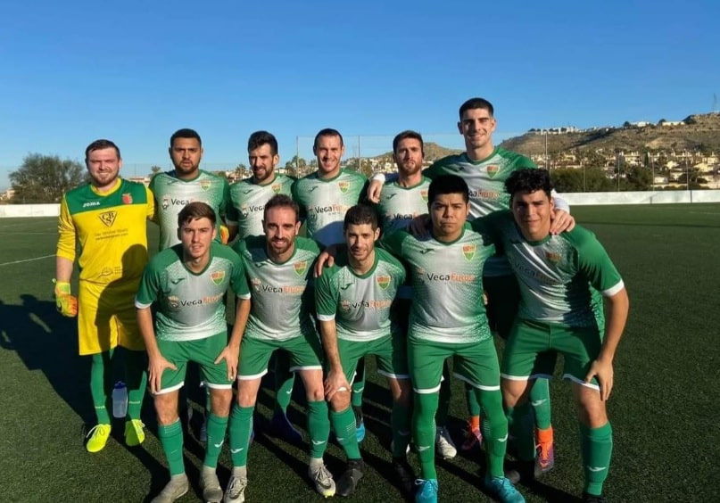 CD Benijofar: top three place following promotion.