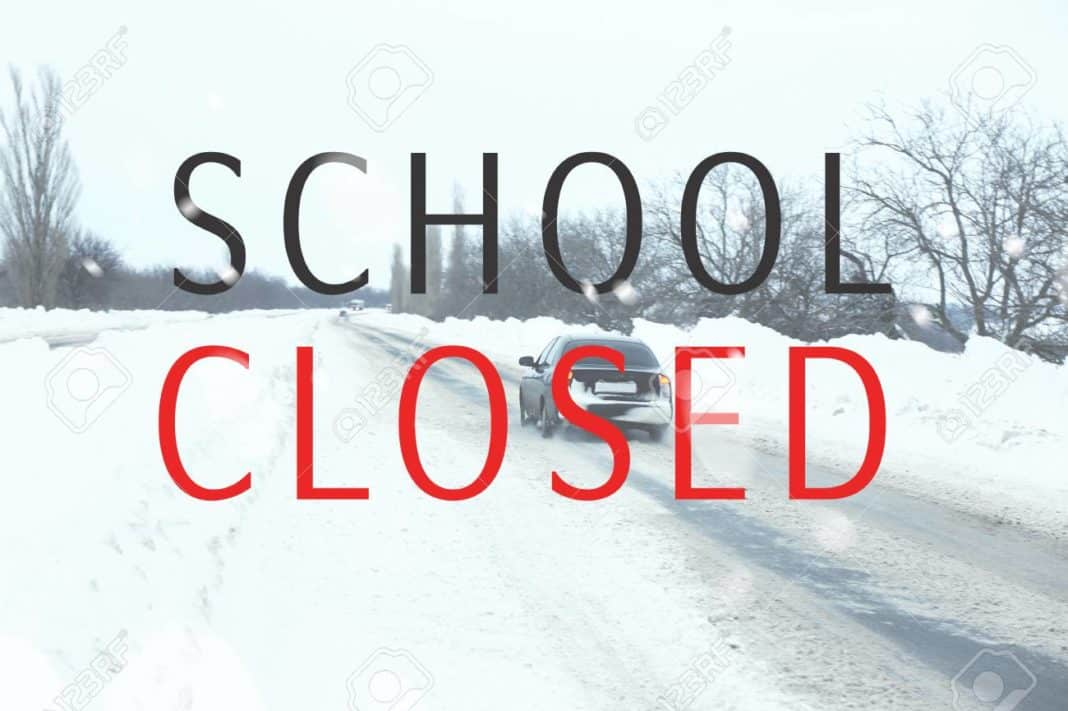Valencia schools closed in 43 municipalities