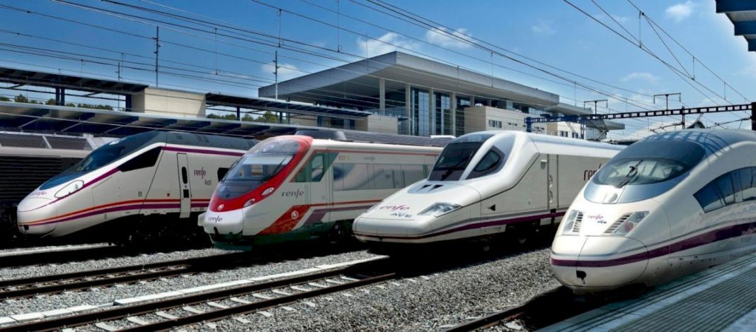 The Madrid-Orihuela high speed train to begin commercial service