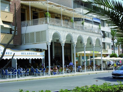 Arrest following attack on Torrevieja Cultural Casino