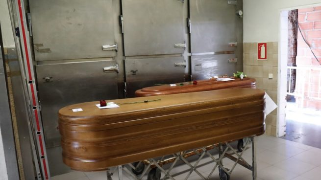 Puig orders Covid burials to take place within 24 hours.