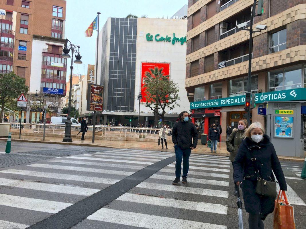 Coronavirus rampant in Valencia