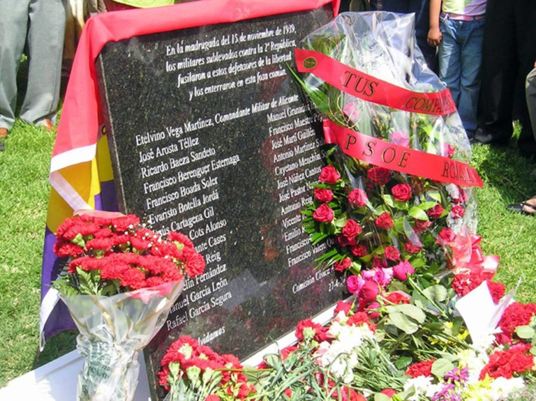No success in search for Orihuela's Franco graves