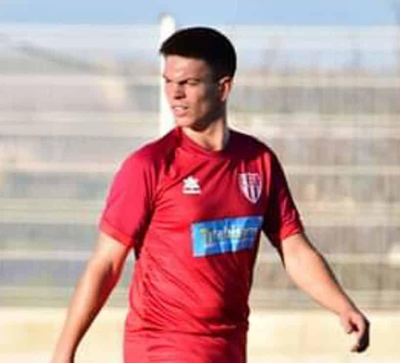 Paco - a footballer with Sanmiguelero DNA!