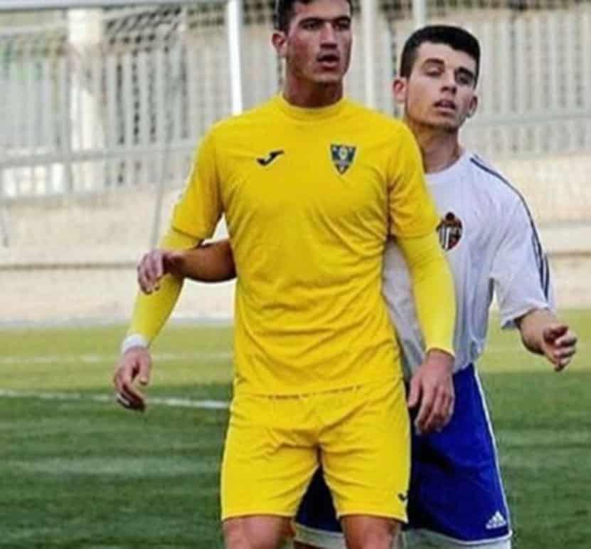 FB Redován new striker Pinar, ex-Athletic Club Torrellano, Orihuela B and CD Thader.