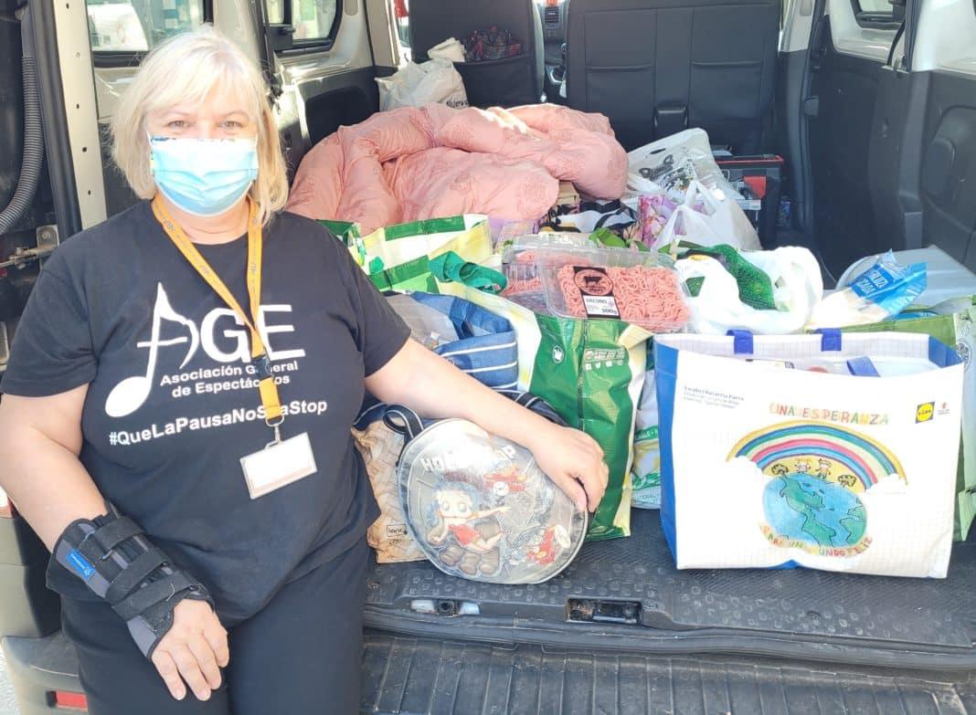 Freemasons donate to HELP organisation of Denia and Moraira