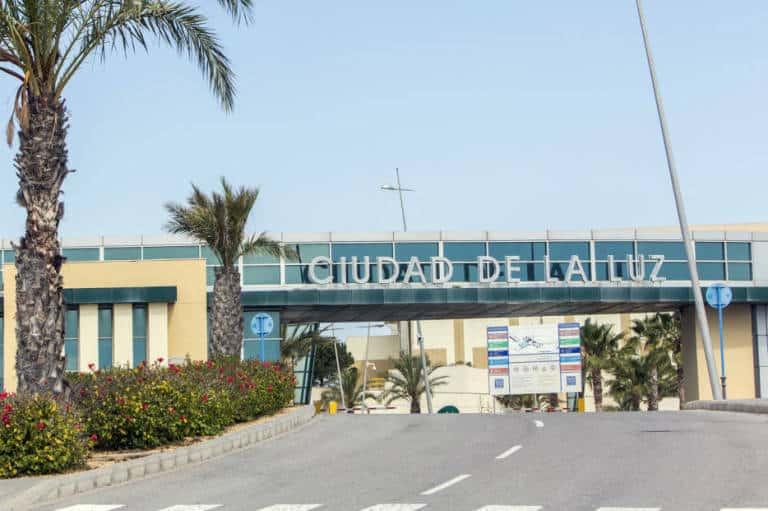 Ciudad de la Luz and IFA to be mass vaccination centres.
