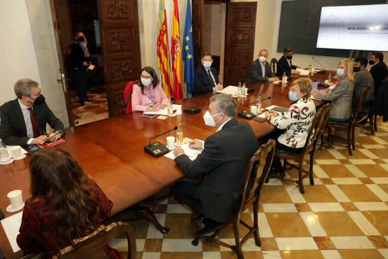 The Inter-Departmental Committee of the Generalitat for Prevention and Action against covid-19 met this Thursday