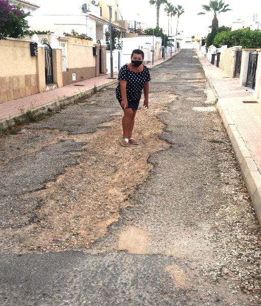 ORIHUELA COSTA ROAD WORKS CONTRACT SCANDAL