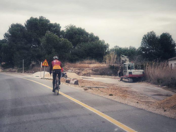 New bike lane will improve safety in San Fulgencio
