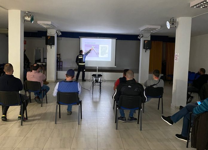 Mojácar course on drone legislation