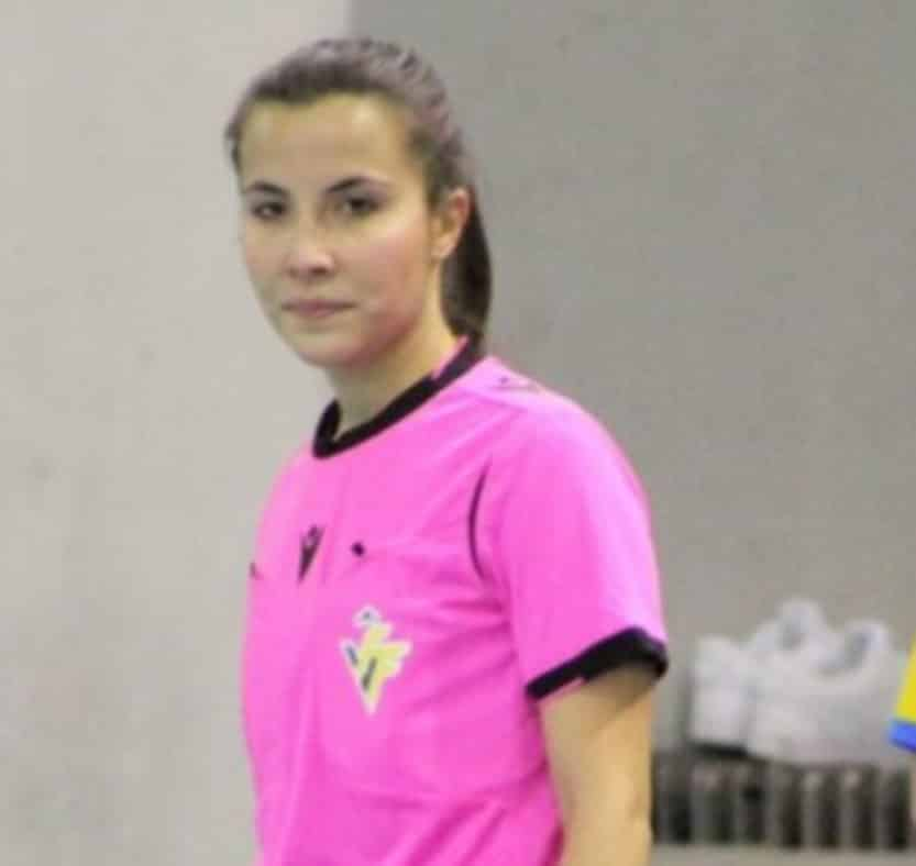 Vargas and Guillem debut in First Division of national women's futsal