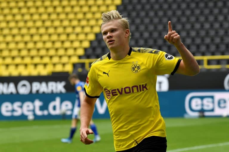 Haaland is perhaps the most talented youngster in the world of football.