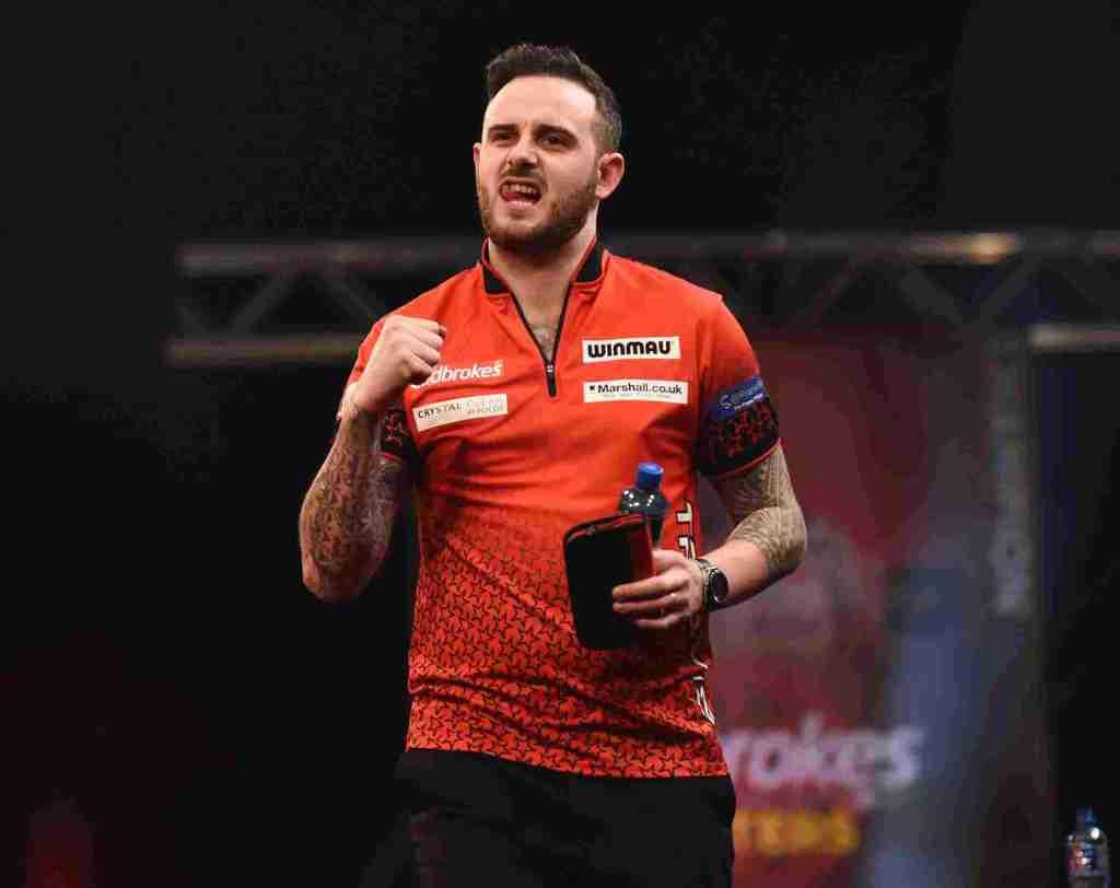 Thursdays winner was Joe Cullen