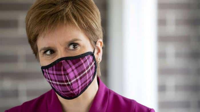 Nicola Sturgeon says overseas holidays are unlikely this summer