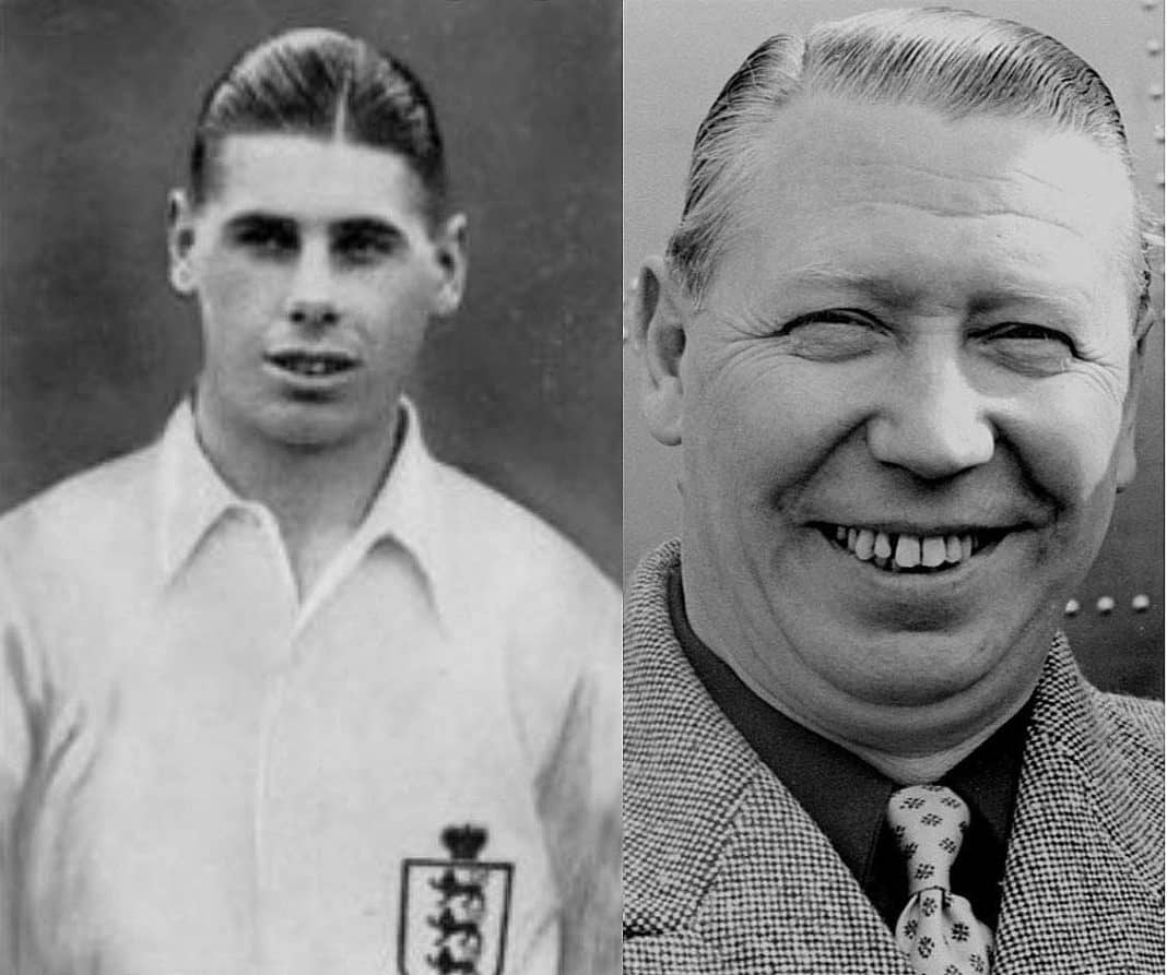 England and Bolton star Ray Westwood gifted Melody-uke by George Formby
