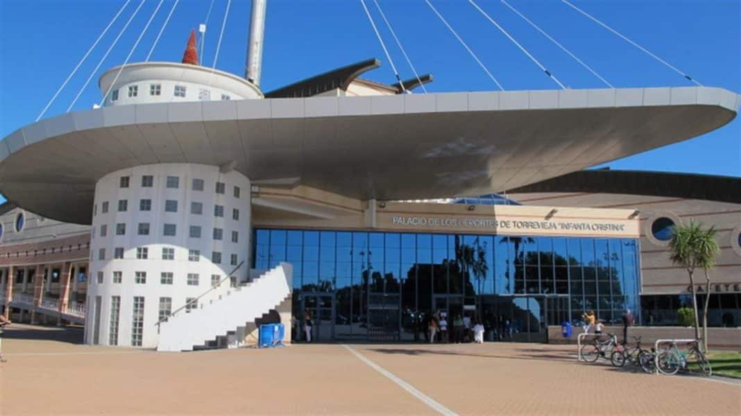 Other possible locations include the Palacio de los Deportes