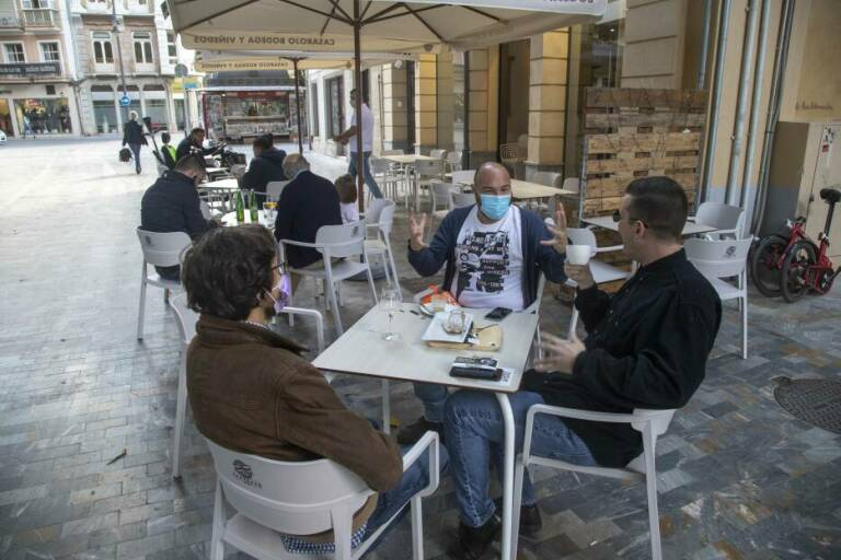 Restrictions in Valencia Community to be easedfrom 1 March