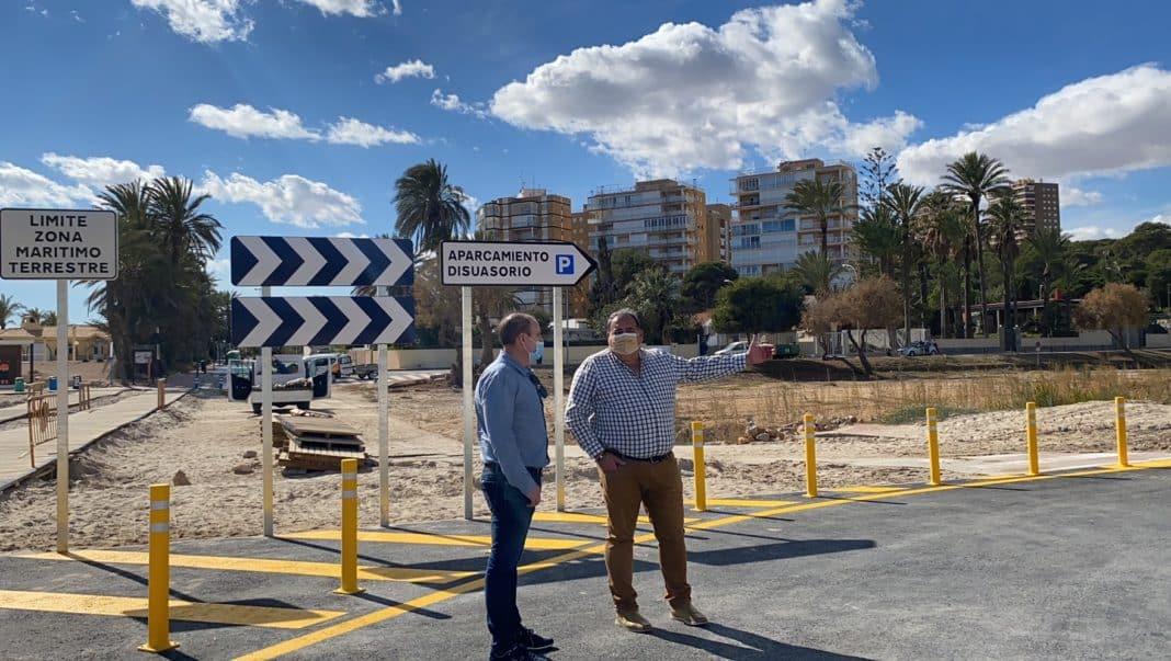 La Glea Beach detour after Costas refusal to repair road