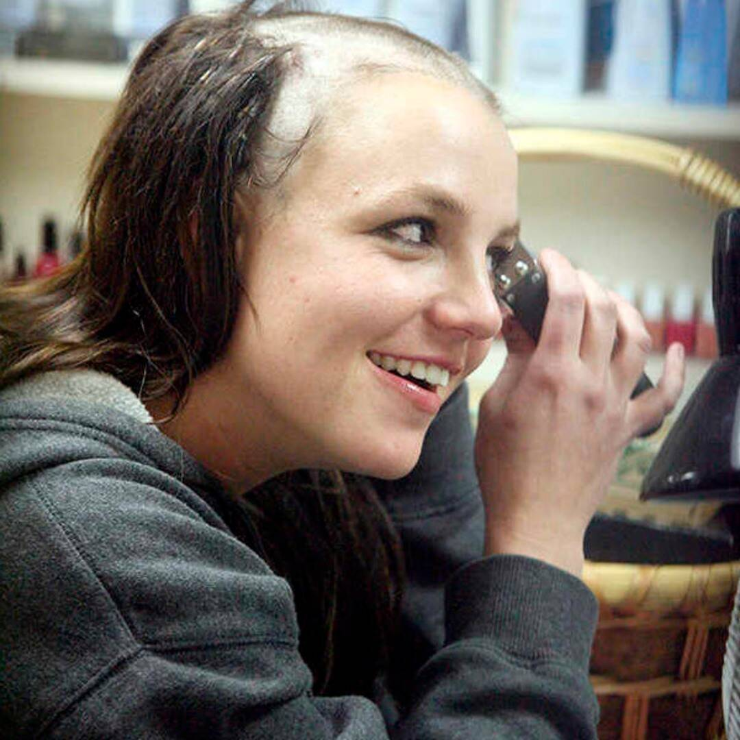 Britney down to the bone