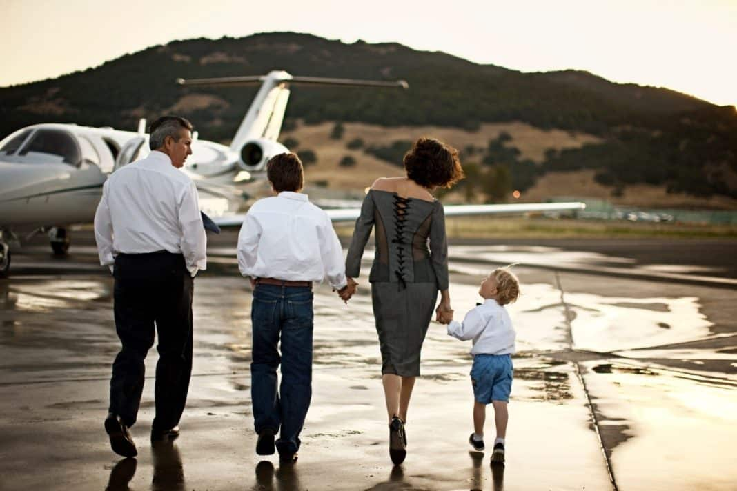 Private jet vacation alternative has you covered