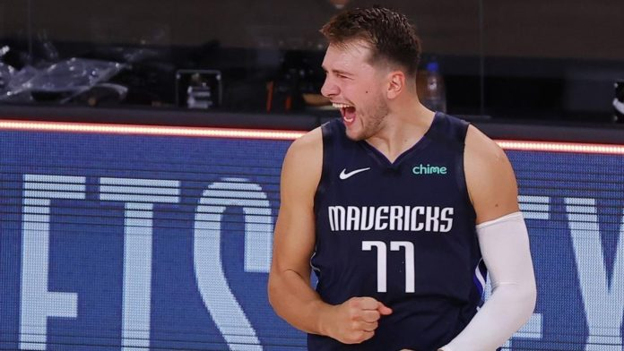 Luka Doncic continues to impress in the NBA