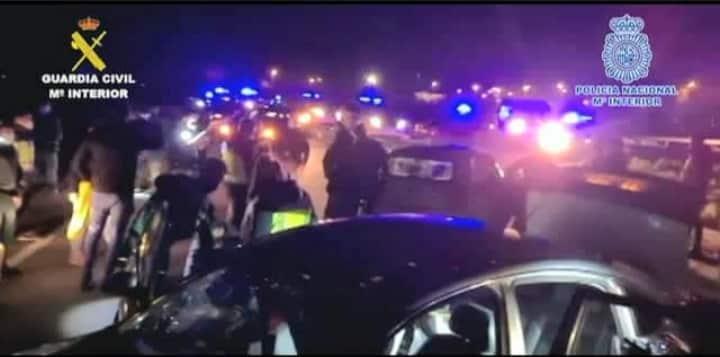 POLICE BUST 'EXTREMELY VIOLENT' CRIMINAL GANG