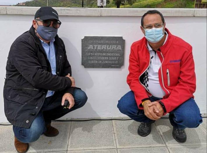 Escudería Drago and Pepe Monzón celebrate 50th anniversary.