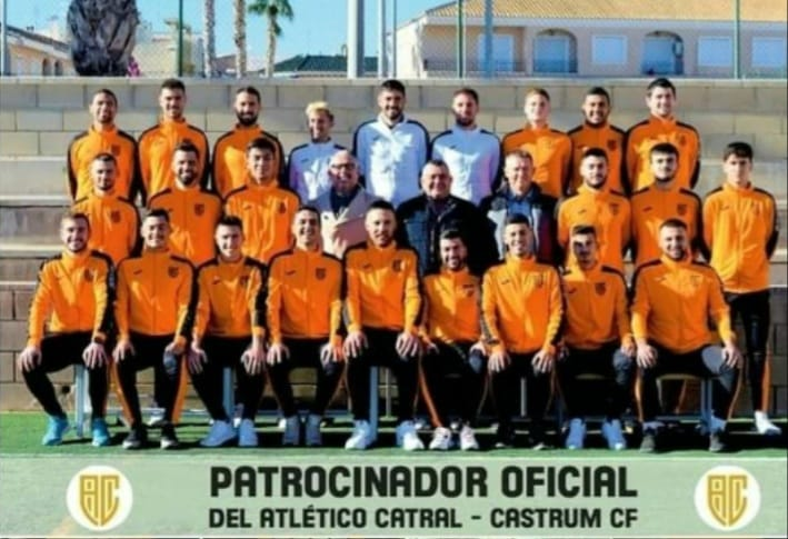 Atletico de Catral CF: second place in FFCV 1st Regional Group 10