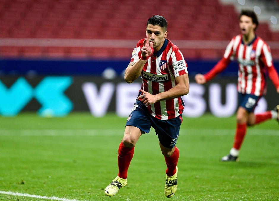 Atletico Madrid is in top place. Photo courtesy Athletico Madrid