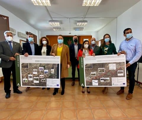 New treatment plant to be built by the Regional Government in Mojácar